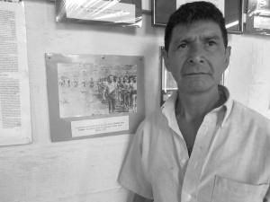 Tour Guide, Jose Oscar