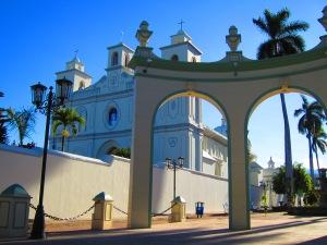 Church in El Salvador