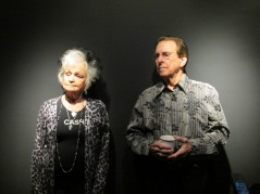 Joanne Cash Yates and Tommy Cash