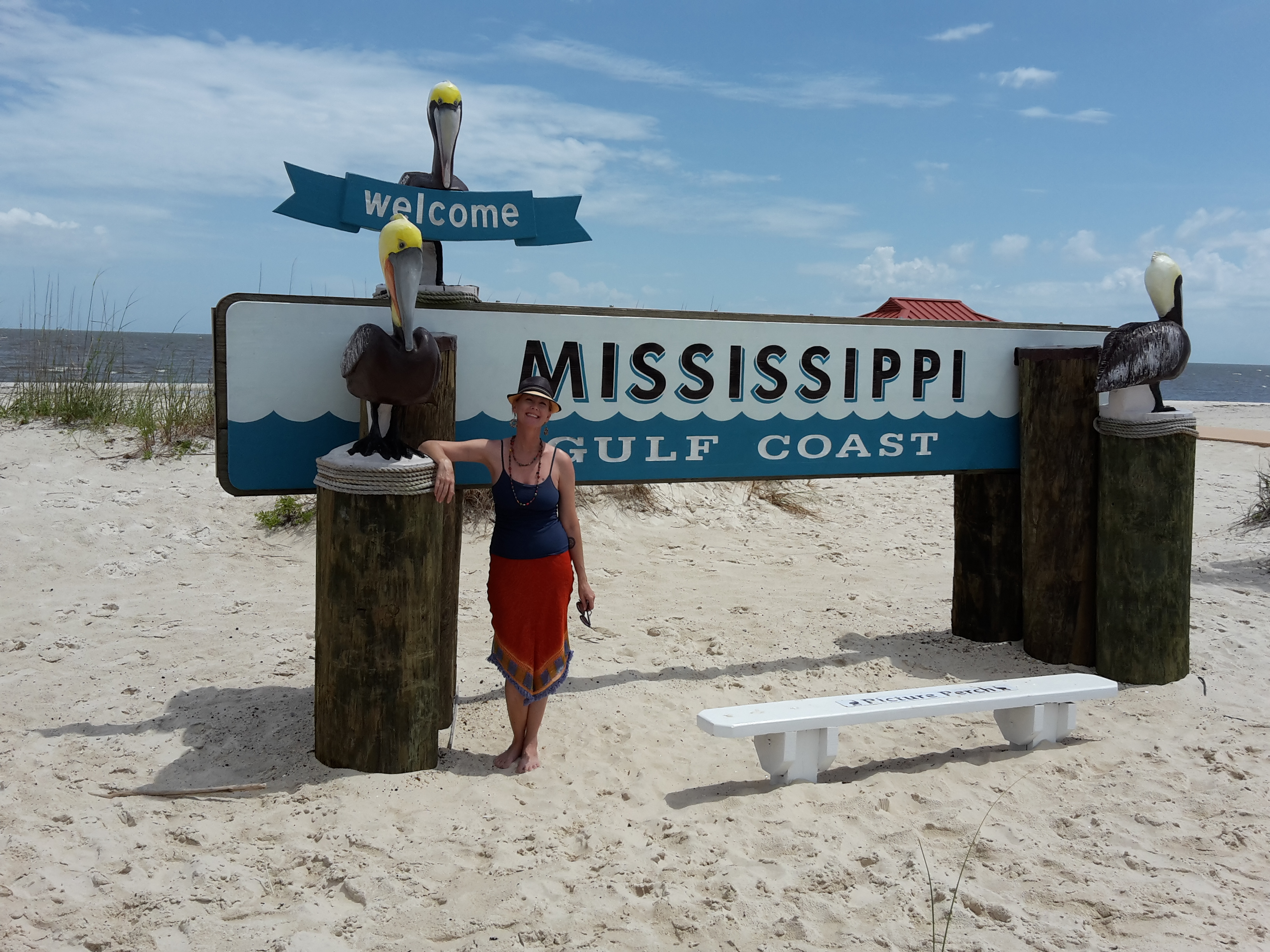 A Day on the Mississippi Gulf Coast