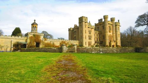 Duns Castle, Scotland