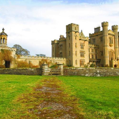 Duns Castle, Scotland